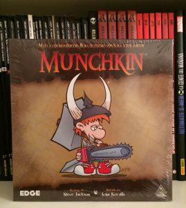 """Munchkin - """"Rol con cartas"""""""