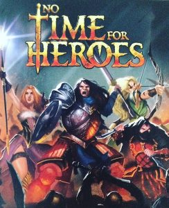 No time for Heroes - Modo Solitario