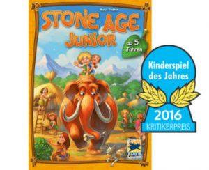 Stone Age Junior - Juega para niños