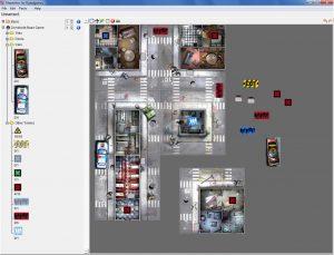 Zombicide Black Plague - Editor de mapas