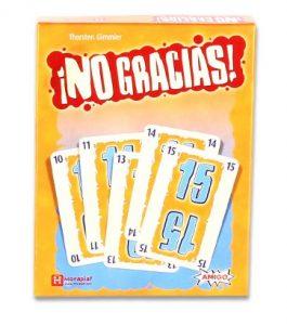 No gracias - Juego de cartas