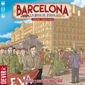 Barcelona, Rosa de fuego