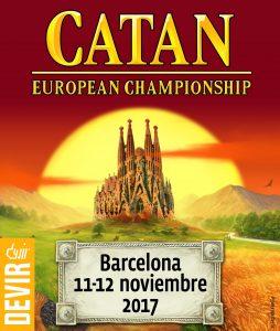 Campeonato Europeo de Catan
